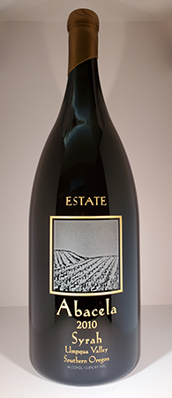 Syrah Estate 2010 5 Liter