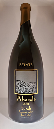 Syrah Estate 2011 BS 5 Liter