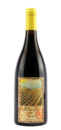 Syrah Estate 2011 Barrel Select Magnum