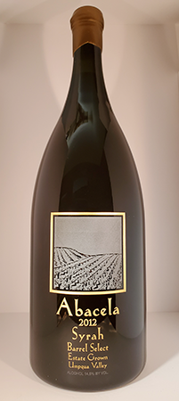 Syrah Estate 2012 BS 5 Liter