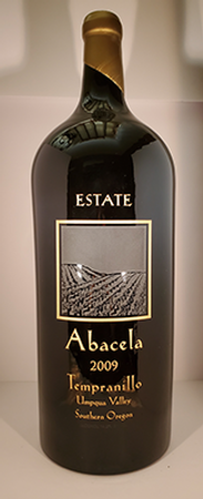 Tempranillo Estate 2009 9 Liter
