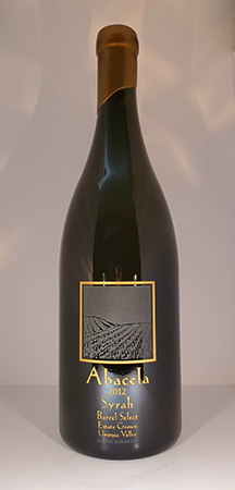 Syrah Estate 2012 BS 3 Liter