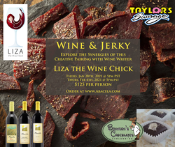 Wine & Jerky At-Home Tasting